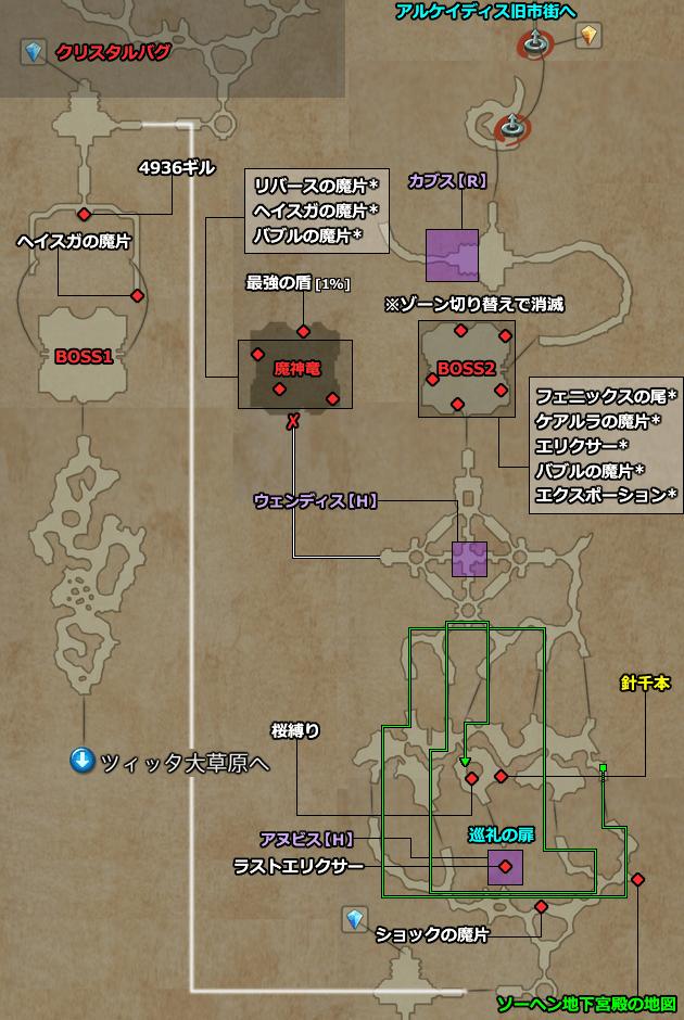 スイッチ ファイナル ファンタジー 攻略 12